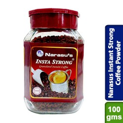 Narasus Instant Strong Coffee Powder 100g