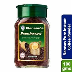 Narasus Pure Instant Coffee Powder 100g