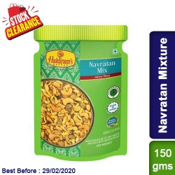 Navratan Mixture Haldirams 150g Clearance Sale