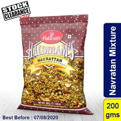 Navratan Mixture Haldirams 200g Clearance Sale