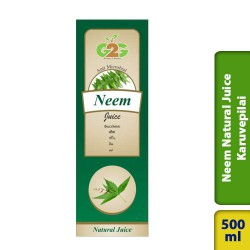 Neem / Karuvepilai Natural Juice