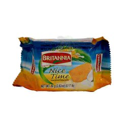 Nice Time Coconut Biscuits