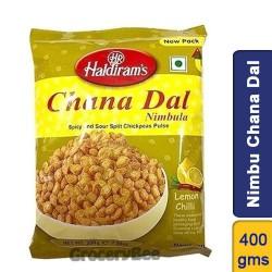Nimbu Chana Dal Haldirams 400g