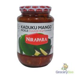 Nirapara Kaduku Mango Pickle