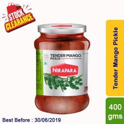 Nirapara Tender Mango Pickle Clearance Sale