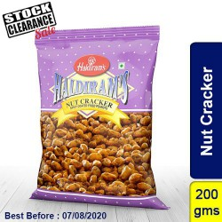 Nut Cracker Haldirams 200g Clearance Sale