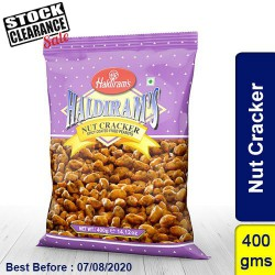 Nut Cracker Haldirams 400g Clearance Sale