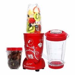 Nutri-blend Red with Jar Wonderchef