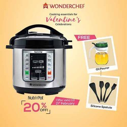 Nutri Pot Wonderchef