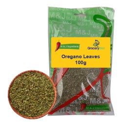 Oregano Leaves 100g