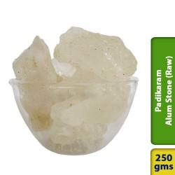 Padikaram / Alum Stone (Raw) 250g