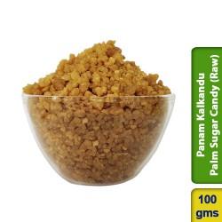 Panam Kalkandu / Palm Sugar Candy (Raw) 100g