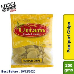 Panipuri Chips Clearance Sale
