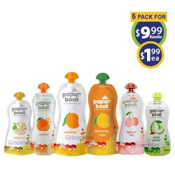 Paper Boat Juice Bundle