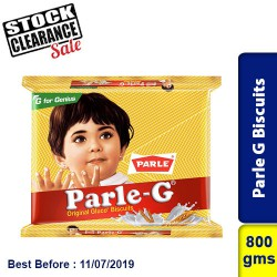 Parle G Biscuits Clearance Sale