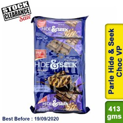 Parle Hide & Seek Choc VP Clearance Sale