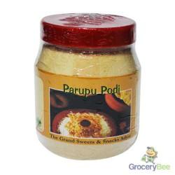 Paruppu Podi Dhal Rice