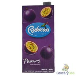 Passion Fruit Juice Rubicon 1L