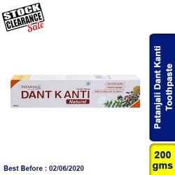 Patanjali Dant Kanti Toothpaste Clearance Sale