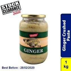 Pattu Ginger Crushed Paste Clearance Sale