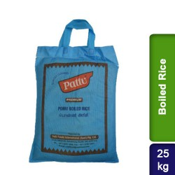 Pattu Ponni Boiled Rice 25kg