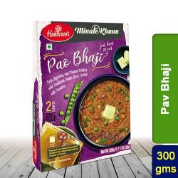 Pav Bhaji Haldirams 300g Ready to Eat
