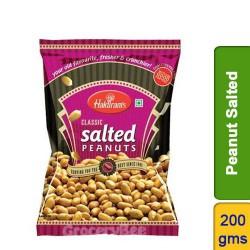 Peanut Salted Haldirams 200g
