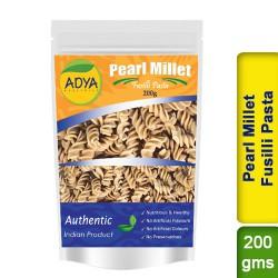 Pearl Millet Fusilli Pasta / Kambu Bajra Sajje