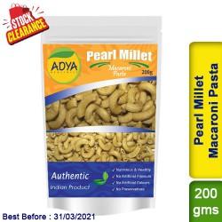 Pearl Millet Macaroni Pasta / Kambu Bajra Sajje Clearance Sale