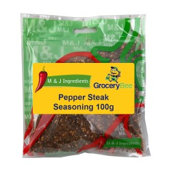 Pepper Steak Seasoning 100g