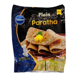 Pillsbury Bulk Plain Paratha Frozen 24pcs