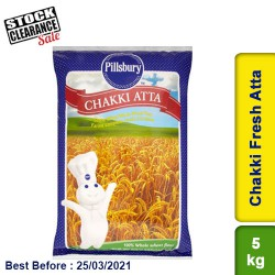 Pillsbury Chakki Fresh Atta Clearance Sale