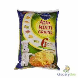 Pillsbury Multi Grain Atta