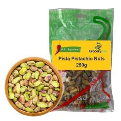 Pista Pistachio Nuts 250g