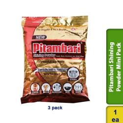Pitambari Shining Powder Mini Pack x 3 Pack