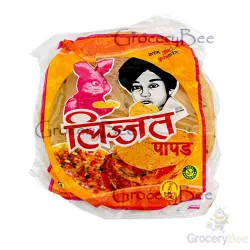 Plain Lijat Papad 200g