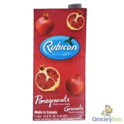 Pomegranate Juice Rubicon 1L