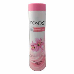 Ponds Dream Flower Talcum Powder