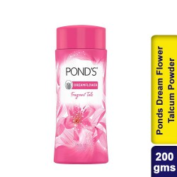 Ponds Dream Flower Talcum Powder 200g