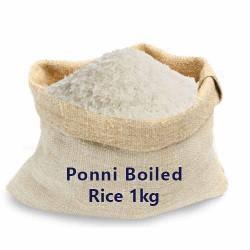 Ponni Boiled Rice 1kg