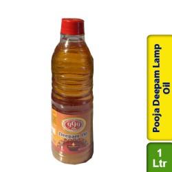 Pooja Deepam Lamp Diya Oil Puja 1Ltr