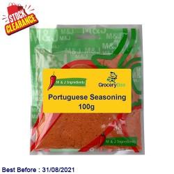 Portuguese Seasoning 100g Clearance Sale
