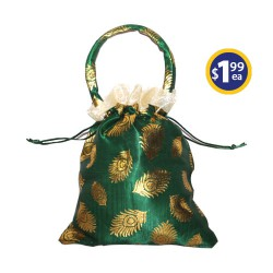 Potli Bag 3 Green
