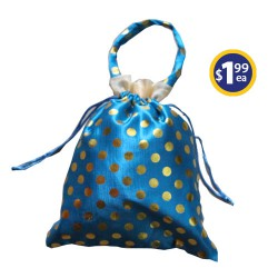 Potli Bag 4 Sky Blue