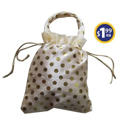 Potli Bag 4 White