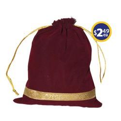 Potli Bag 5 Maroon