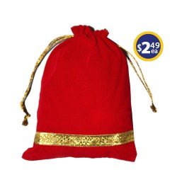 Potli Bag 5 Red