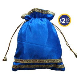 Potli Bag 6 Blue