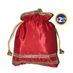 Potli Bag 6 Red