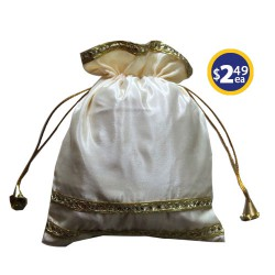 Potli Bag 6 White
